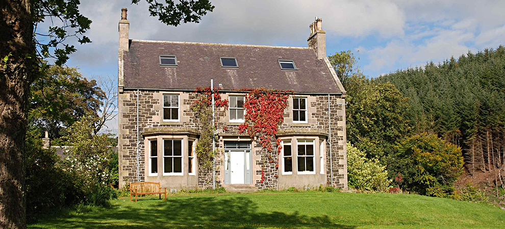 Coynachie Guest House, Huntly, Aberdeenshire, Scotland